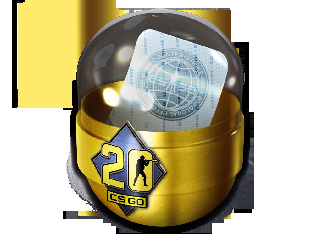 CS20 Sticker Capsule