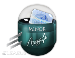 Boston 2018 Minor Challengers Autograph Capsule