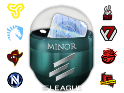 Boston 2018 Minor Challengers