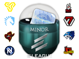 Boston 2018 Minor Challengers with Flash Gaming