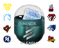 Boston 2018 Minor Challengers with Flash Gaming (Holo-Foil)