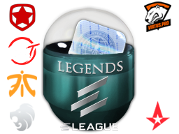 Boston 2018 Legends