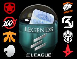 Boston 2018 Legends (Holo/Foil)