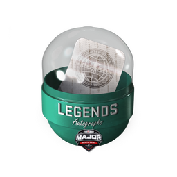 Berlin 2019 Legends Autograph Capsule