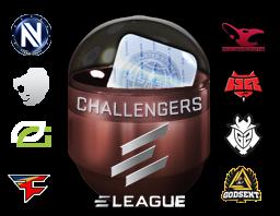 Atlanta 2017 Challengers (Holo/Foil)