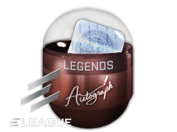 Autograph Capsule | Legends | Atlanta 2017