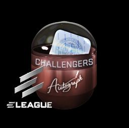 Autograph Capsule | Challengers (Foil) | Atlanta 2017