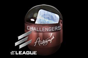 Autograph Capsule Challengers Foil Atlanta 2017