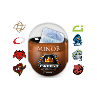 London 2018 Minor Challengers (Holo-Foil)
