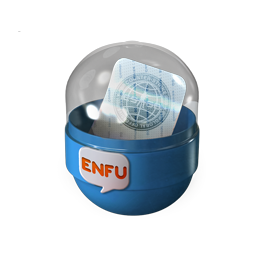 Enfu Sticker Capsule