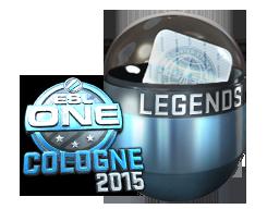 ESL One Cologne 2015 Legends