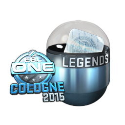 ESL One Cologne 2015 Legends (Foil)
