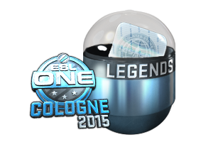 Esl One Cologne 2015 Legends Foil
