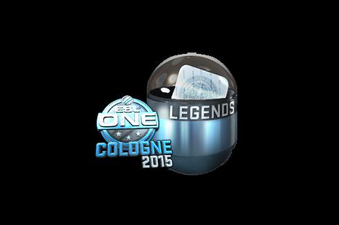 ESL One Cologne 2015 Legends (Foil) Prices