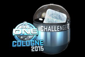 Esl One Cologne 2015 Challengers Foil