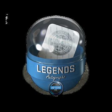 Katowice 2019 Legends Autograph Capsule