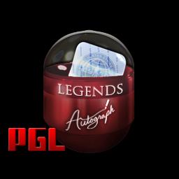 free csgo skin Krakow 2017 Legends Autograph Capsule