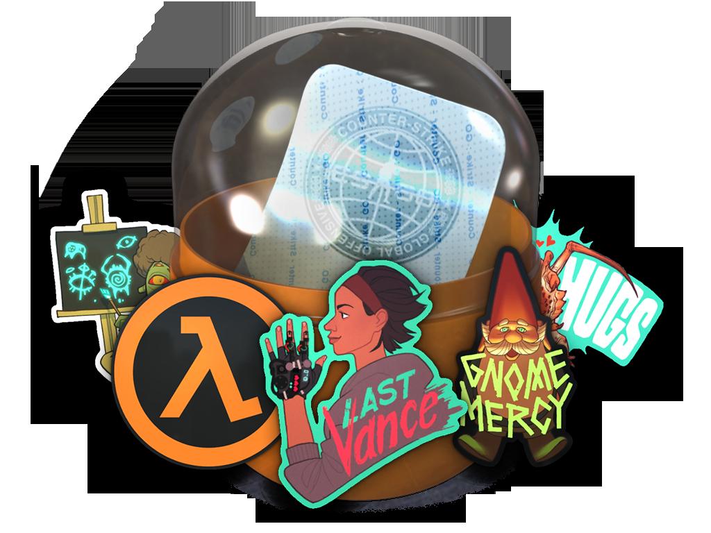 Half-Life: Alyx Sticker Capsule