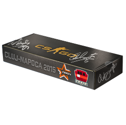 DreamHack Cluj-Napoca 2015 Train Souvenir Package