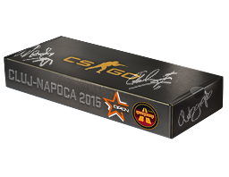 DreamHack Cluj-Napoca 2015 Overpass Souvenir Package