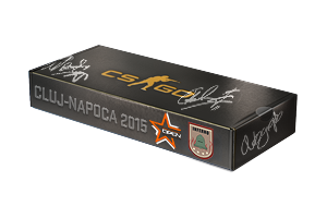 Dreamhack Cluj Napoca 2015 Inferno Souvenir Package