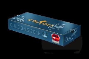 Cologne 2016 Train Souvenir Package