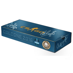 Cologne 2016 Dust II Souvenir Package