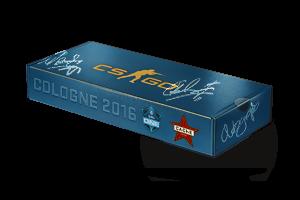 Cologne 2016 Cache Souvenir Package