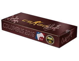 MLG Columbus 2016 Nuke Souvenir Package