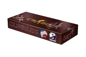 Mlg Columbus 2016 Cobblestone Souvenir Package