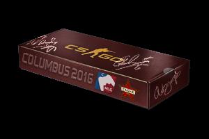 Mlg Columbus 2016 Cache Souvenir Package