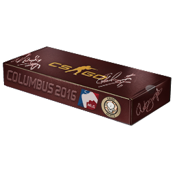 MLG Columbus 2016 Dust II Souvenir Package
