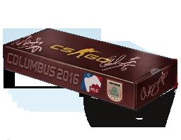 Сувенирный набор «MLG Columbus 2016 Inferno»