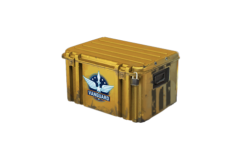 Operation Vanguard Weapon Case Prices