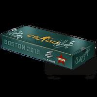 Boston 2018 Cache Souvenir Package