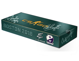 Boston 2018 Cobblestone Souvenir Package