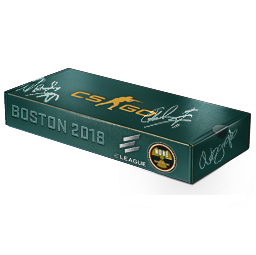 Boston 2018 Nuke Souvenir Package