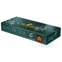 Boston 2018 Overpass Souvenir Package
