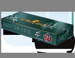 Сувенирный набор «ELEAGUE Boston 2018 Mirage»