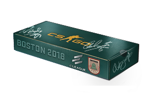 Boston 2018 Inferno Souvenir Package