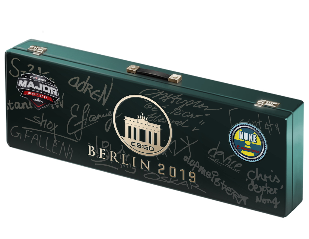 Berlin 2019 Nuke Souvenir Package