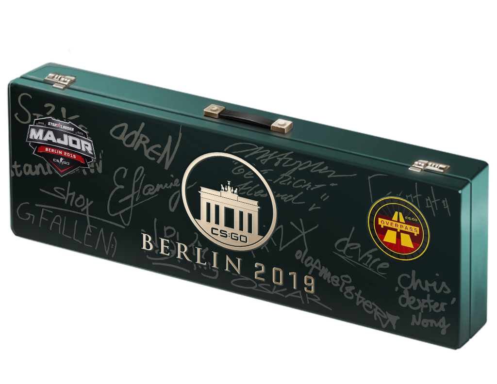 Berlin 2019 Overpass Souvenir Package