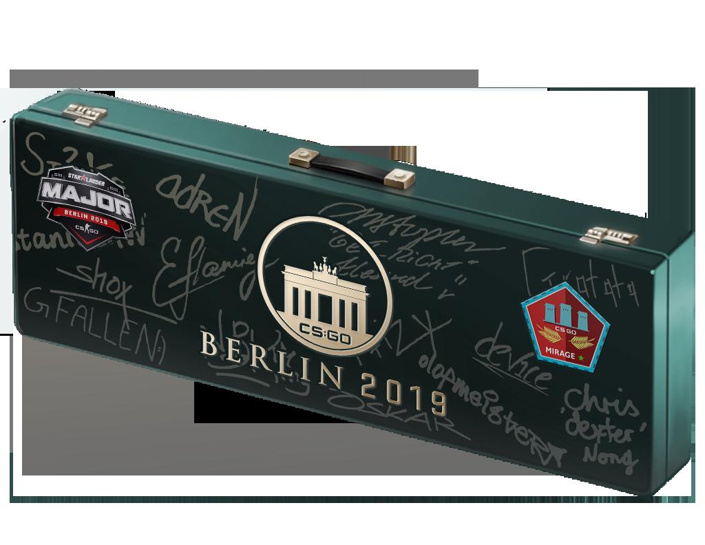 Сувенирный набор StarLadder Berlin 2019 Mirage