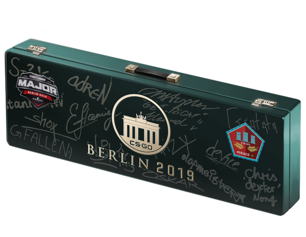 Berlin 2019 Mirage Souvenir Package
