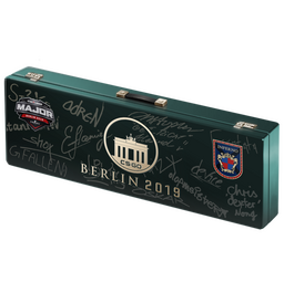 Berlin 2019 Inferno Souvenir Package