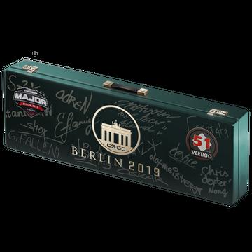 Berlin 2019 Vertigo Souvenir Package