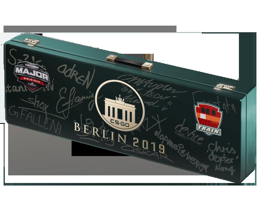 Berlin 2019 Train Souvenir Package