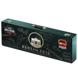 Berlin 2019 Train Souvenir Package