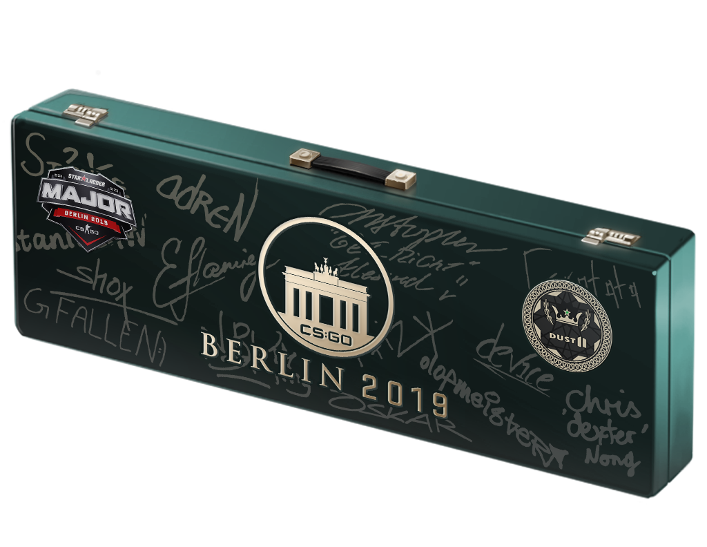Berlin 2019 Dust II Souvenir Package