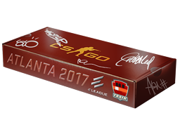 Atlanta 2017 Train Souvenir Package